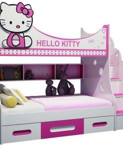 GIƯỜNG 2 TẦNG LÙN KITTY